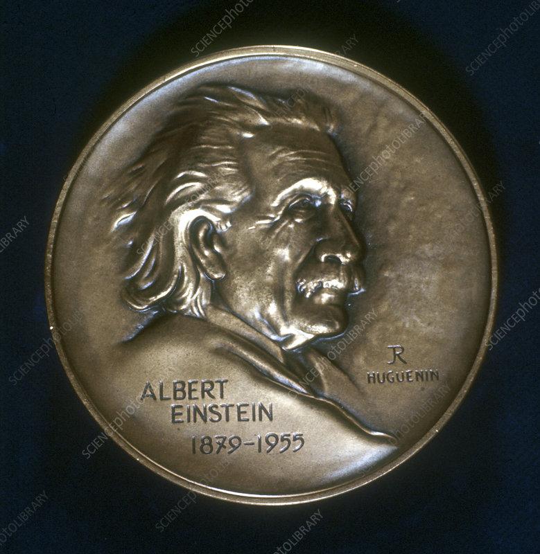 Albert Einstein, mathematical physicist, c1979