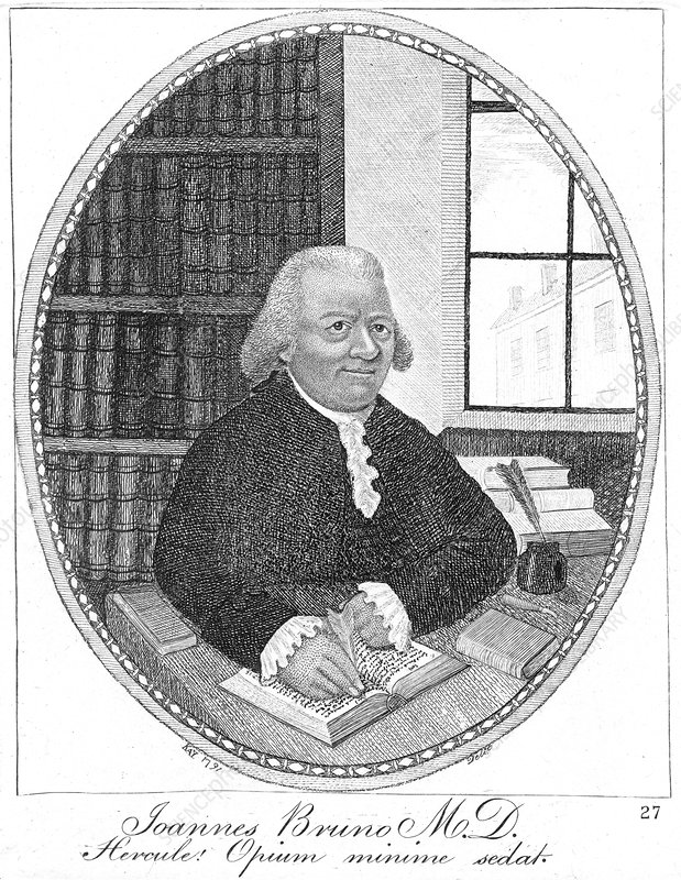 John Brown, Scottish physician, 1791