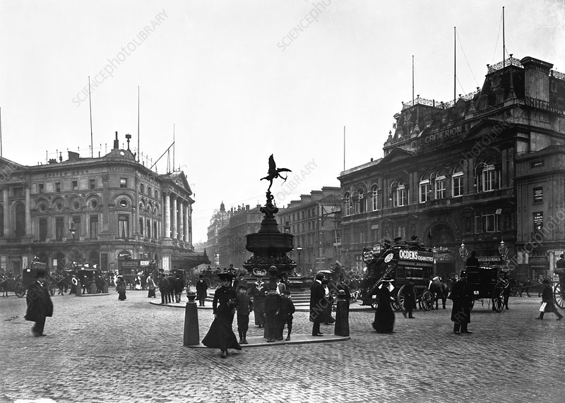 Piccadilly Circus, City of Westminster, London