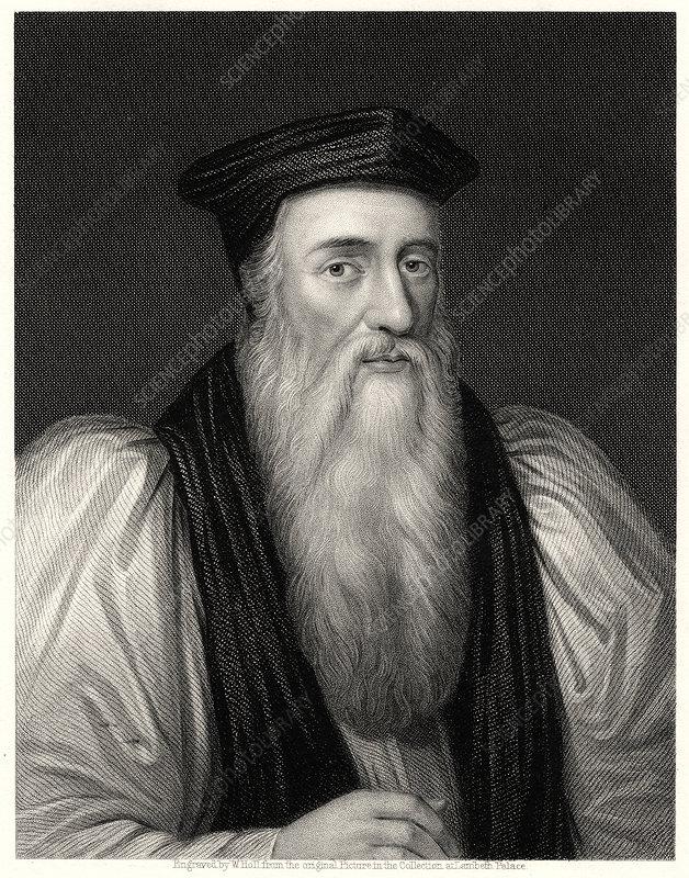 Cranmer', 19th century