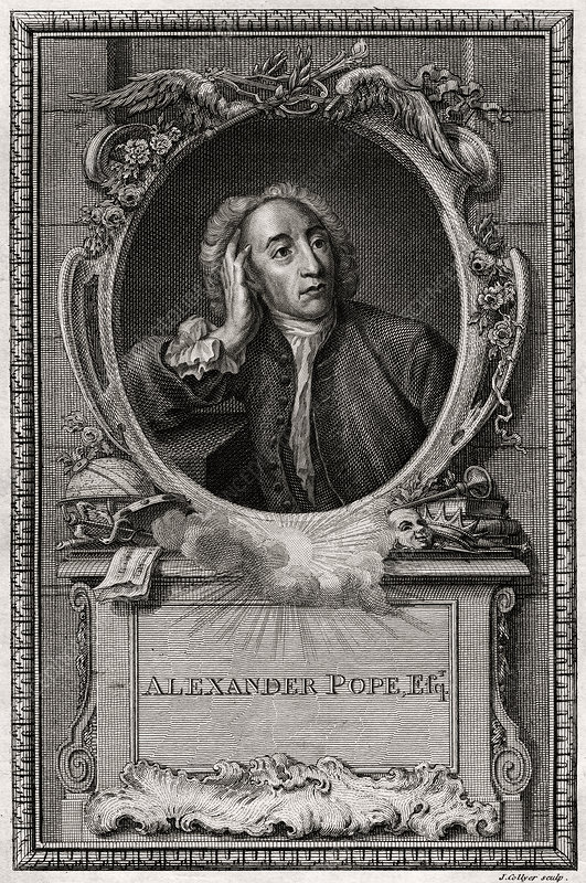 Alexander Pope', 1774