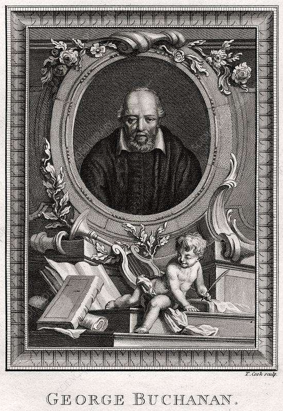 George Buchanan', 1776