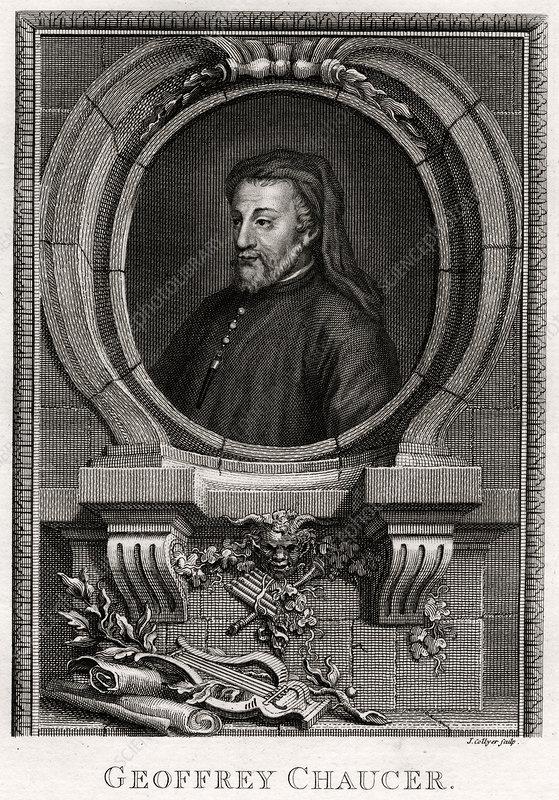 Geoffrey Chaucer', 1774