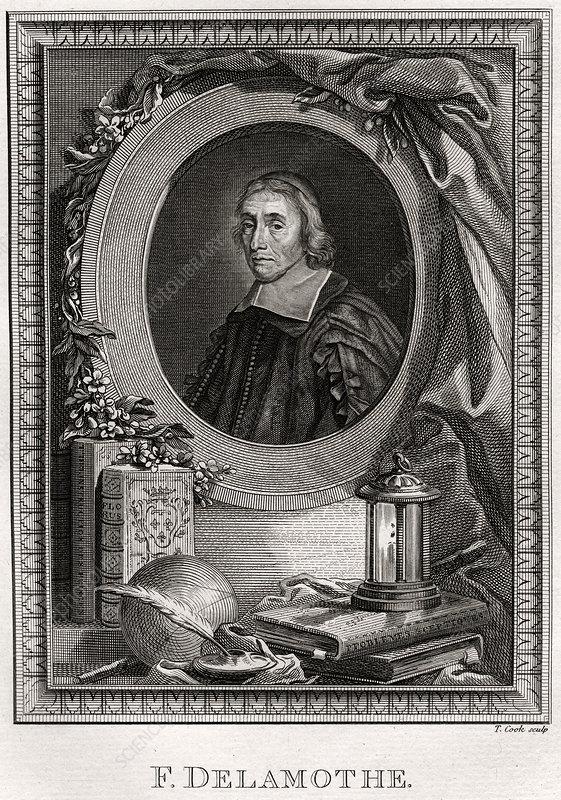 F Delamothe', 1776