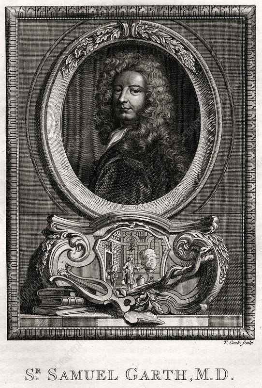 Sir Samuel Garth', 1775