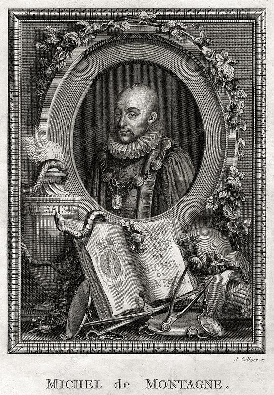 Michel de Montagne', 1775