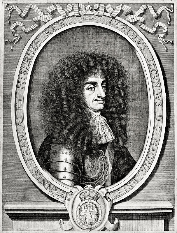 Charles II, King of Great Britain and Ireland', 19th century