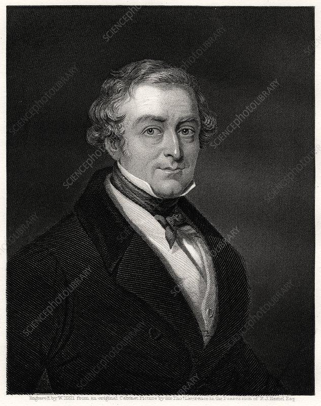 Sir Robert Peel, British Prime Minister, 19th century