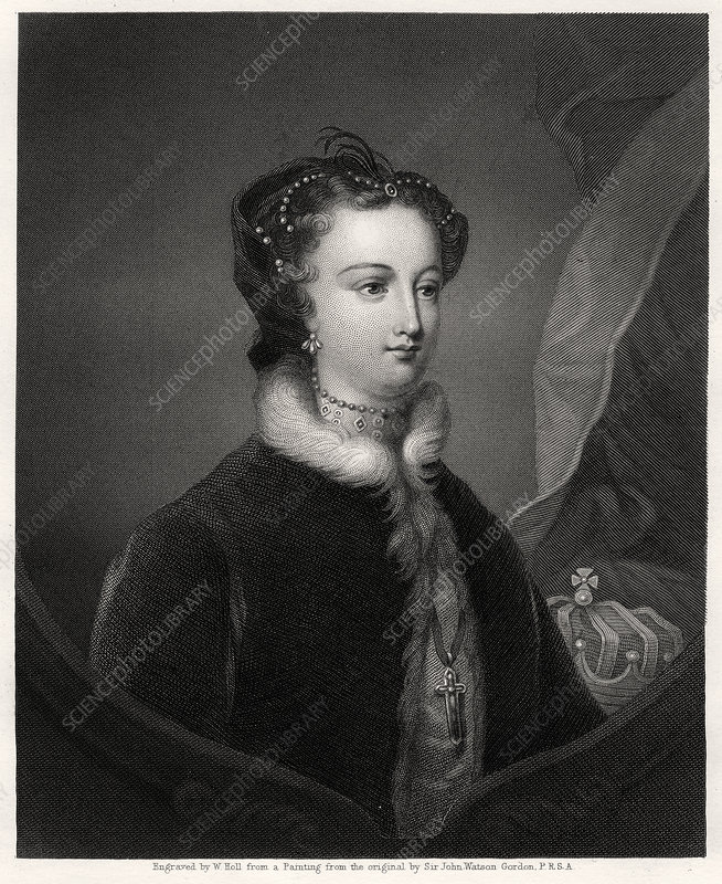 Mary Stuart, Queen of the Scots, 19th century