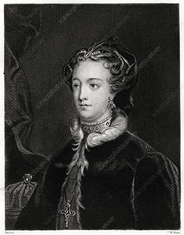 Mary Stuart, Queen of the Scots