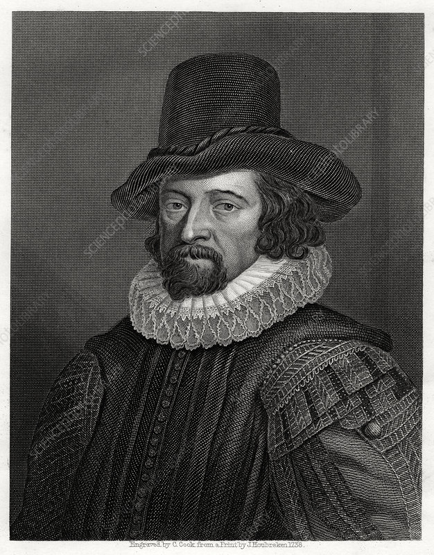 Francis Bacon, English philosopher and scientist