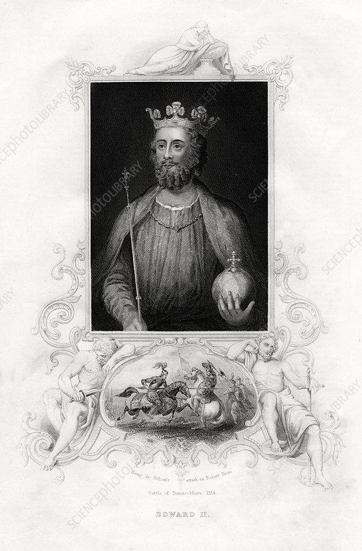 King Edward II, 1860