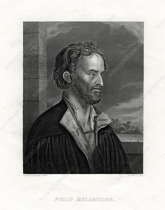 Philipp Melanchthon, German theologian