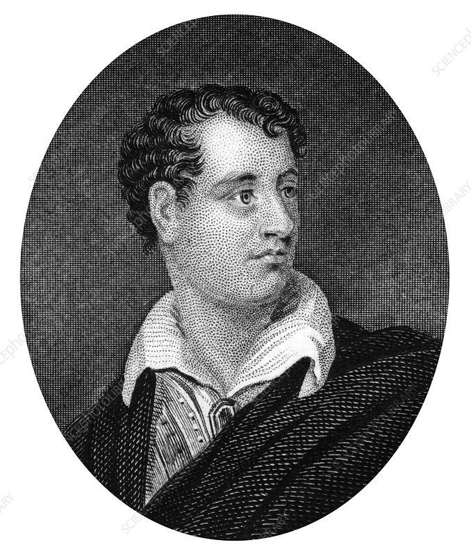 George Gordon Byron, Anglo-Scottish poet