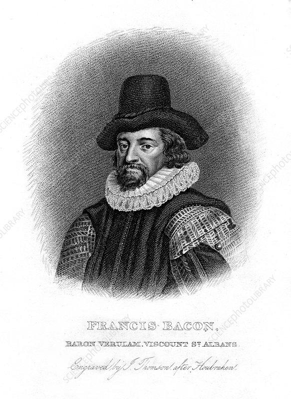 Francis Bacon, English philosopher, statesman and essayist