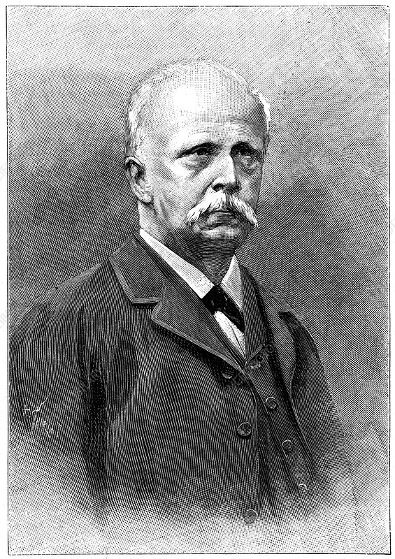 Hermann Ludwig Ferdinand von Helmholtz, German physicist