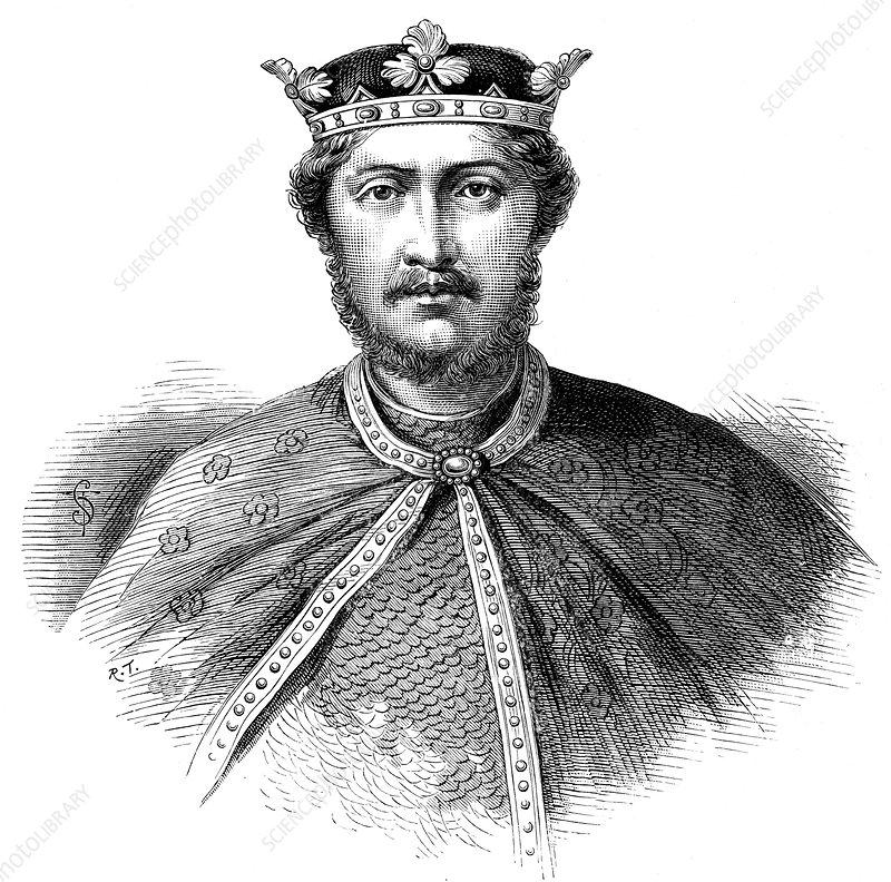 Richard I, Coeur de Lion, c1880