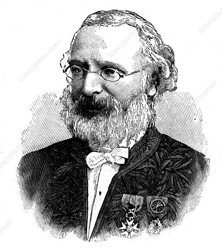 Frederic Passy, French economist and writer, 1902
