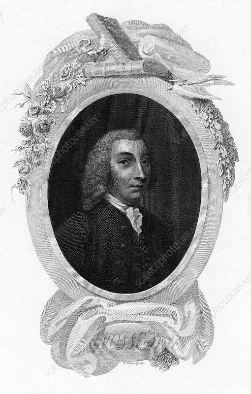 Tobias George Smollett, Scottish-born British novelist