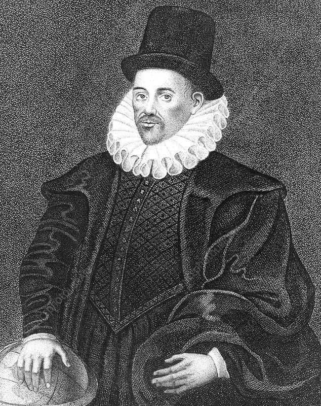 William Gilbert, English physician, late 16th century