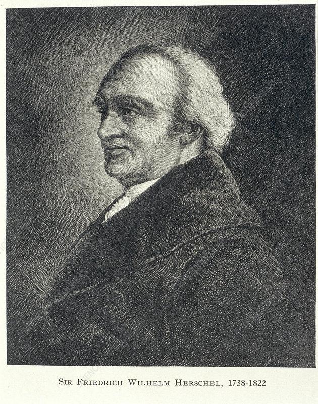 Sir Frederick William Herschel, 1800s