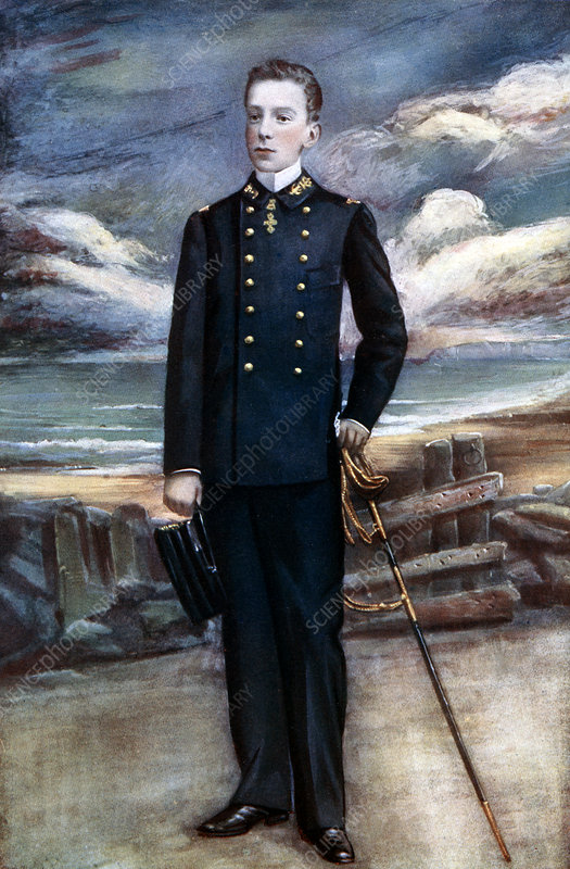 King Alfonso XIII of Spain, late 19th-early 20th century