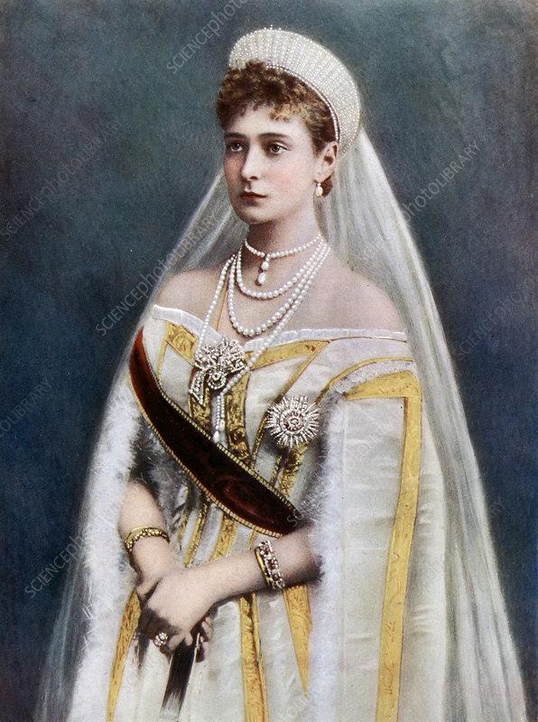 Tsarina Alexandra, Empress consort of Russia
