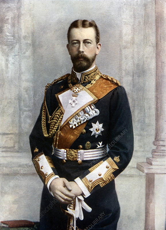 Prince Henry of Prussia, late 19th-early 20th century