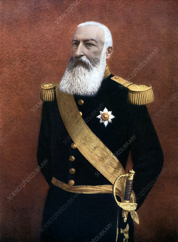 King Leopold II of Belgium, late 19th-early 20th century