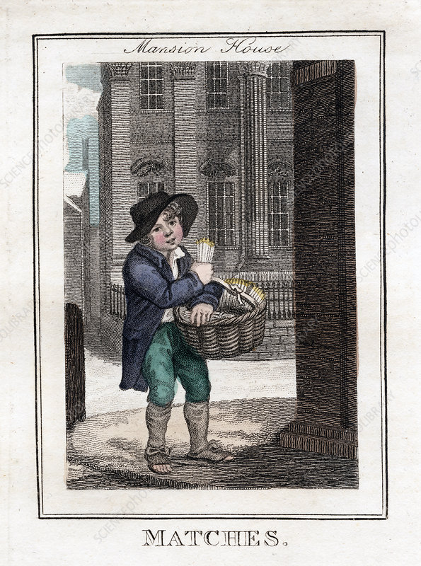 Matches', Mansion House, London, 1805