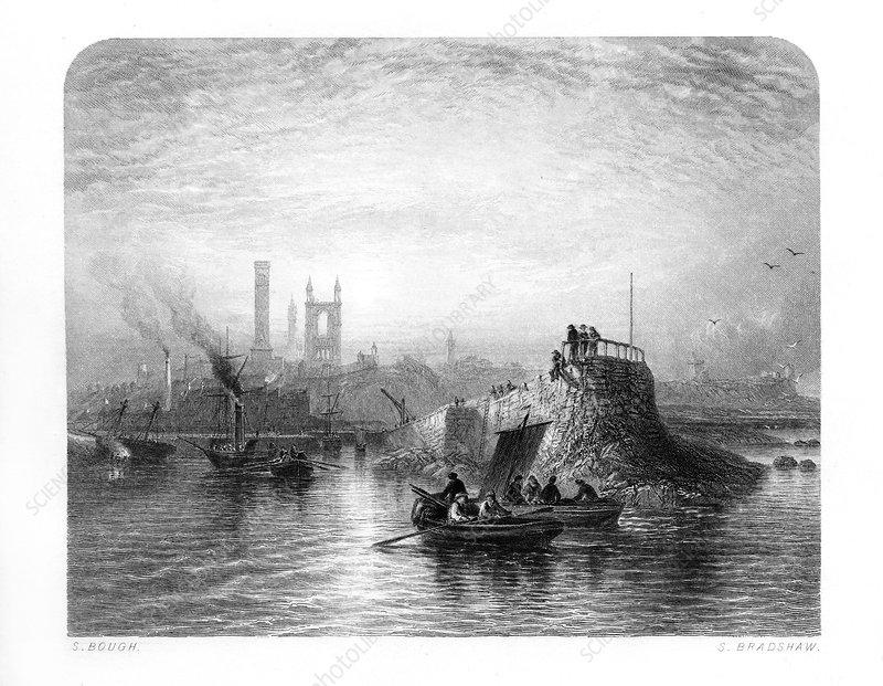 St Andrews, Scotland, 1870