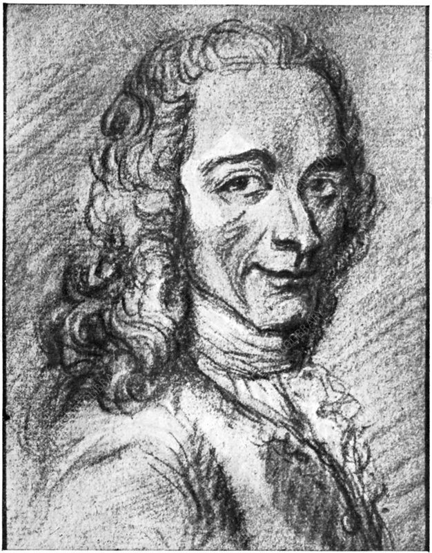 Voltaire, French Enlightenment writer and philosopher