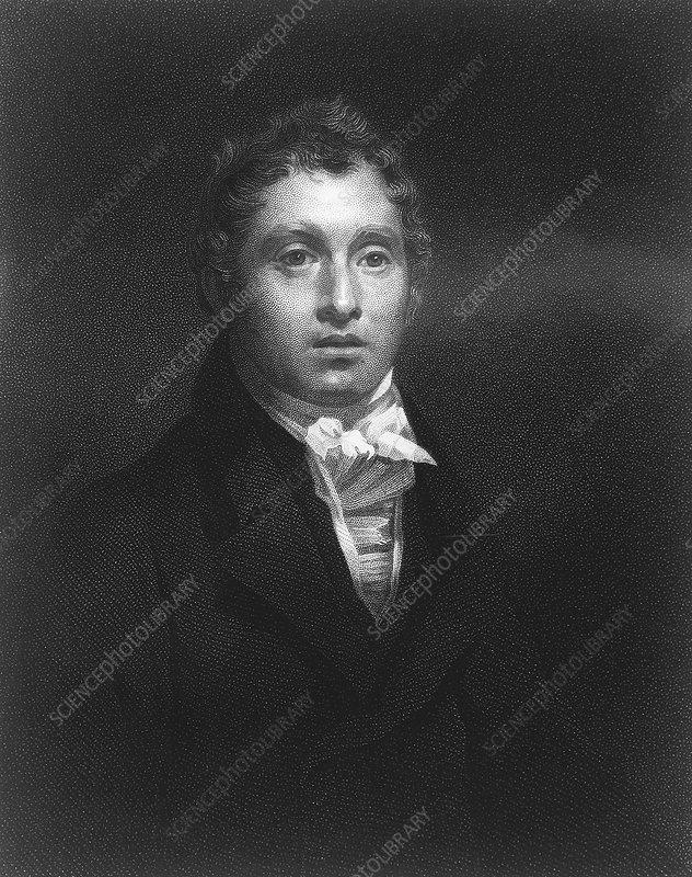 Sir David Brewster, Scottish physicist, 1800s