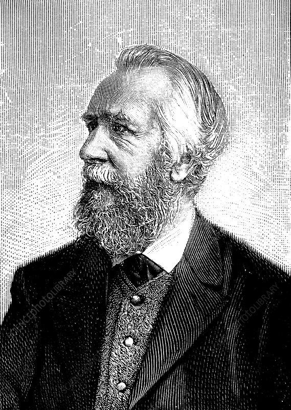 Ernst Haeckel, German zoologist and evolutionist