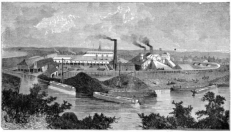 Phoenix Iron and Bridge Works, Pennsylvania, USA, 1873