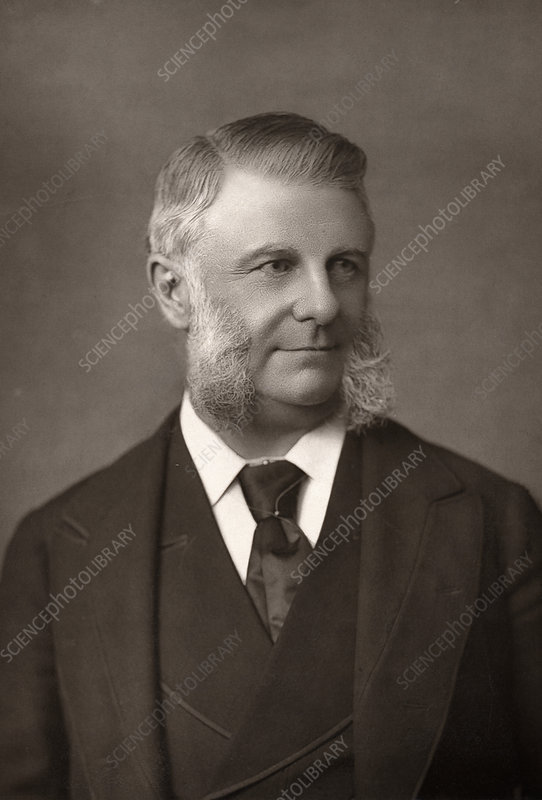 Frederick Augustus Abel, English chemist and inventor, c1890