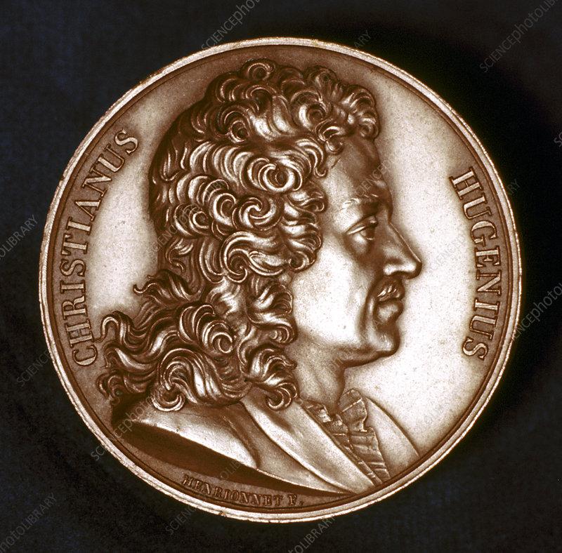 Christiaan Huyghens (1629-1695), Dutch physicist