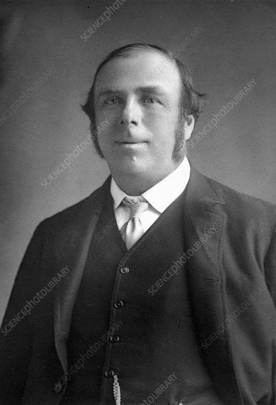 Robert Stawell Ball, Irish astronomer and mathematician