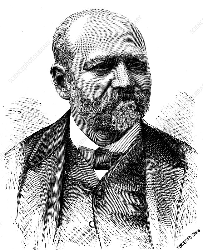 Jean Augustin Barral, French agricultural chemist, 1884