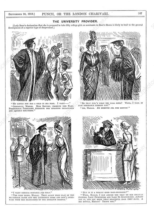 The University Provider', 1913