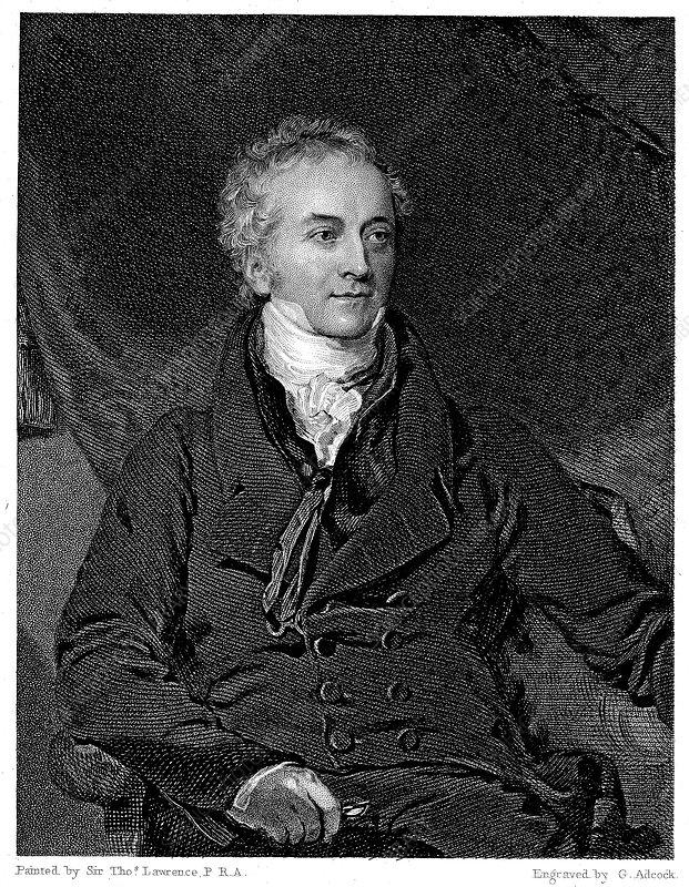 Thomas Young (1773-1829), English physicist and Egyptologist