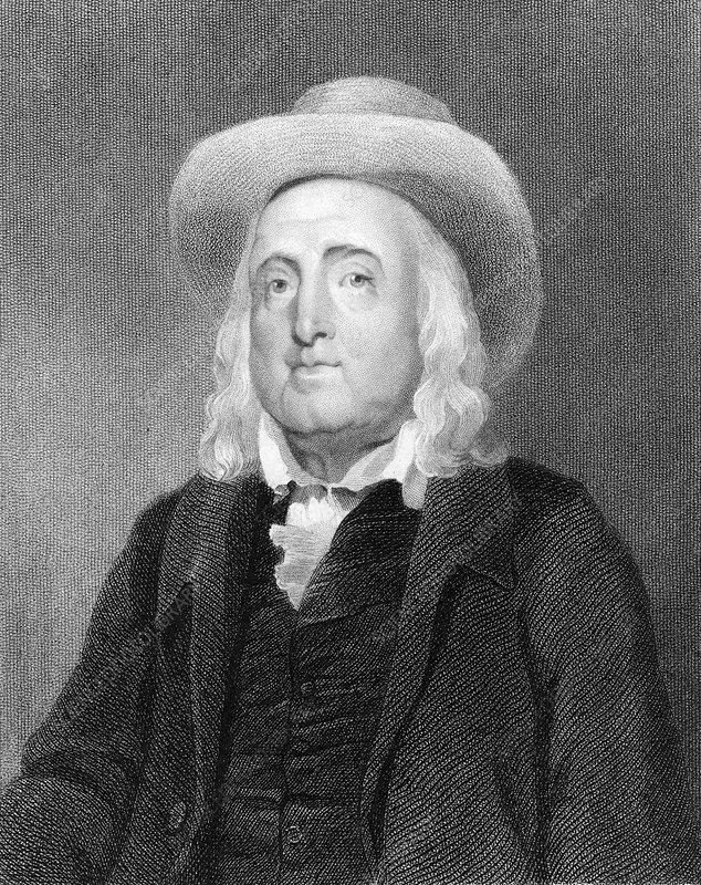 Jeremy Bentham, English social reformer and philosopher