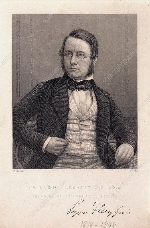 Dr Lyon Playfair