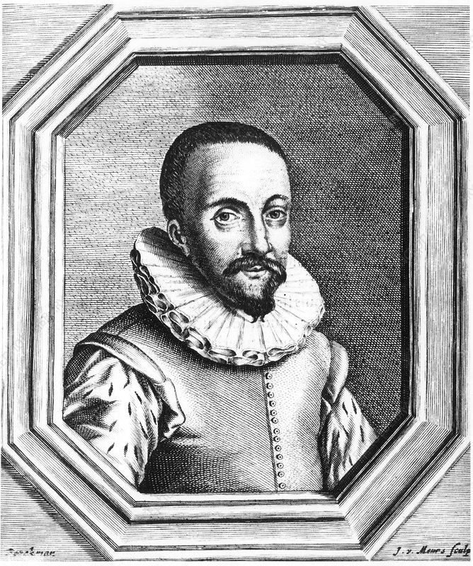 Hans Lippershey, Dutch optician