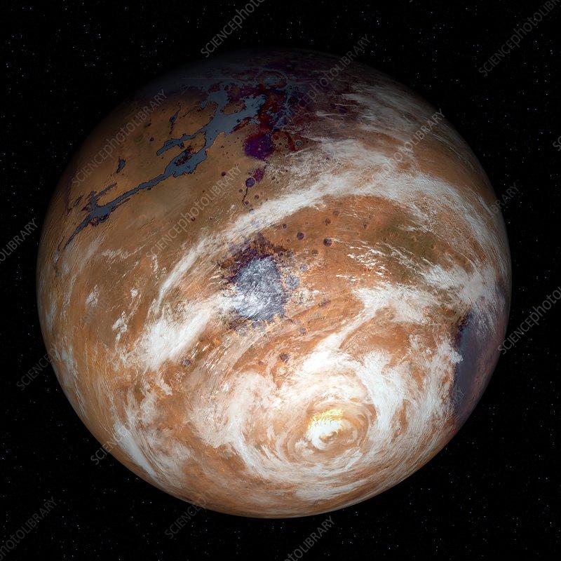 Terraforming Mars, illustration