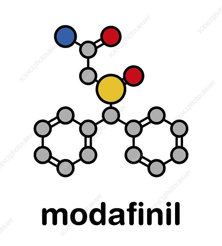 Modafinil wakefulness promoting drug