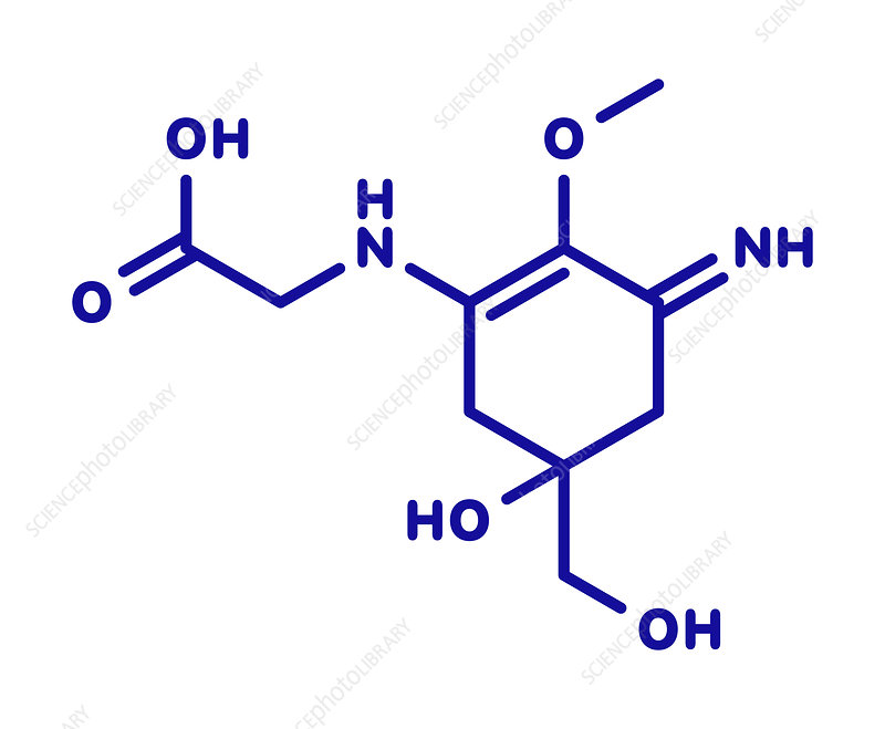 Palythine sunscreen molecule