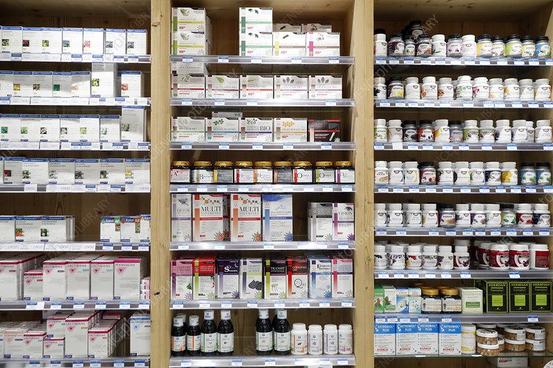 Pharmacy, France