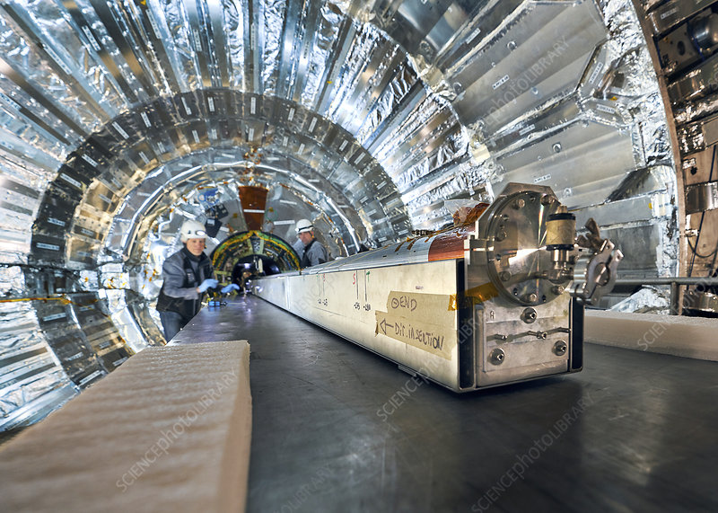 CMS removal during Long Shutdown 2 at CERN