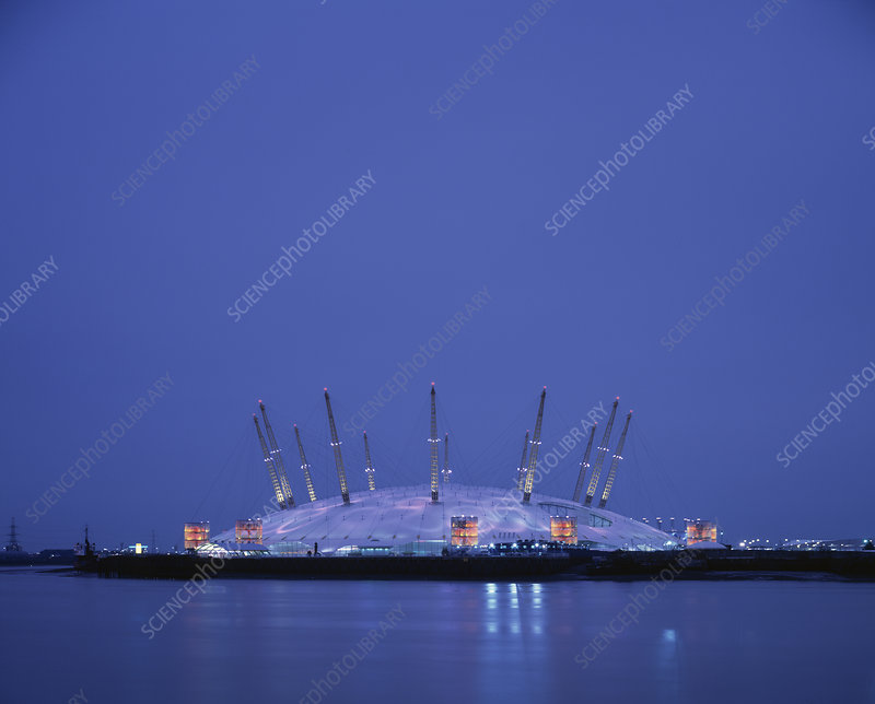 Millennium Dome, Greenwich, London